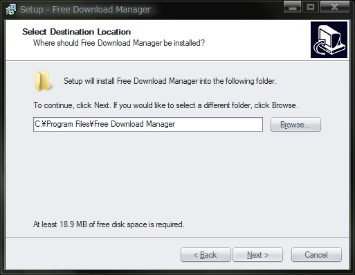 how to install free download manager